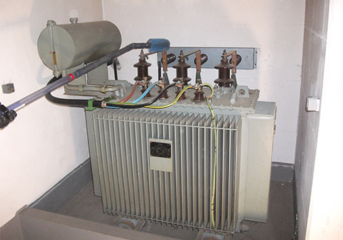 Transformator Reinigung